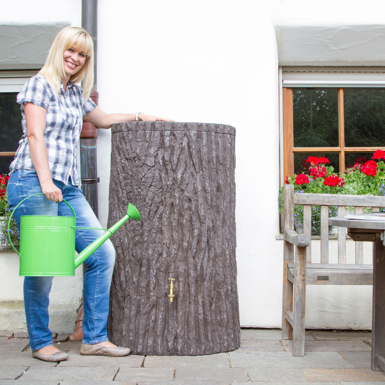 regenwassertonne evergreen 475l dbr. Black Bedroom Furniture Sets. Home Design Ideas