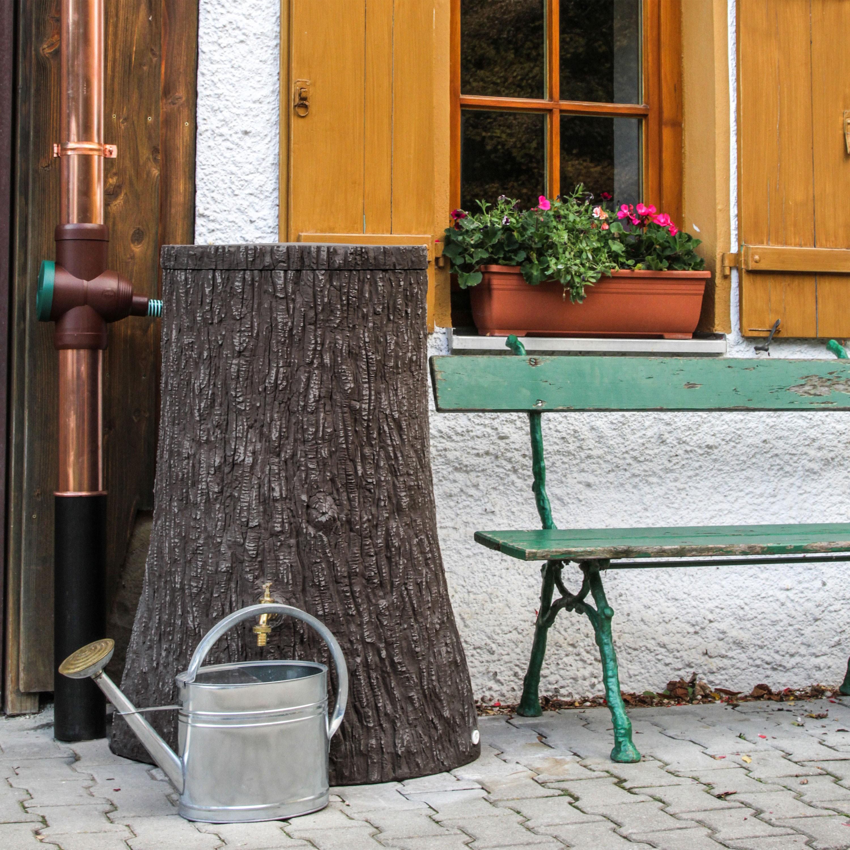 regenwassertonne little tree 250l dbr. Black Bedroom Furniture Sets. Home Design Ideas