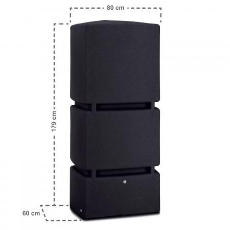regentonne jumbo 800 l gr n regentonne bersicht. Black Bedroom Furniture Sets. Home Design Ideas