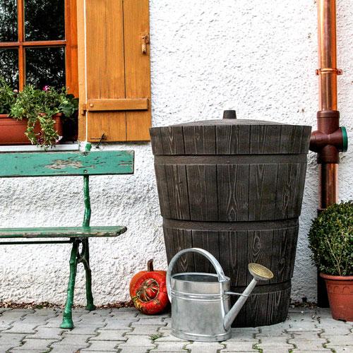 regentonne regensammler regenwassertonne online kaufen. Black Bedroom Furniture Sets. Home Design Ideas